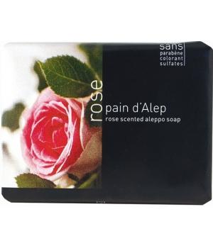 Savon d'Alep Rose 100 g - Tadé