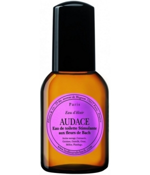 Eau de toilette Audace 30 ml - Elixirs & Co