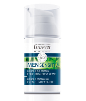 Crème Hydratante Men sensitiv 30ml  - Lavera