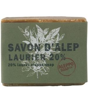 Savon d'Alep Laurier 20% Aleppo Soap - Tadé