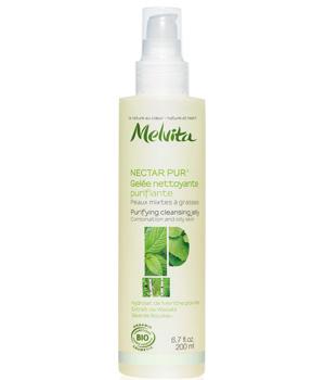 Gelée Nettoyante Purifiante Nectar Pur - Melvita