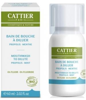 Bain de bouche propolis / menthe - Cattier