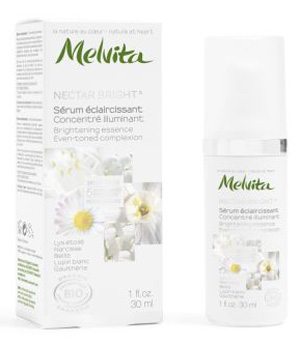 Serum éclaircissant illuminant Nectar Bright - Melvita