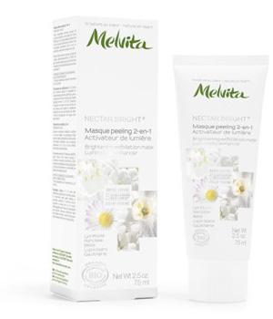 Masque peeling 2 en 1 Nectar Bright - Melvita
