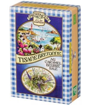 Tisane Saveurs Bretonnes bio recharge - Provence d'Antan