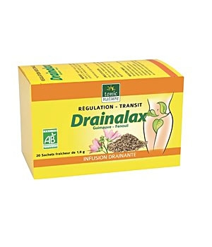 Drainalax Elimination Transit - Tonic Nature