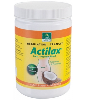 ACTILAX Régulation - Transit - Tonic Nature