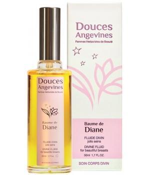 Soin du Buste Baume de Diane Douces Angevines,   Huiles corporelles bio,  Aromatic provence