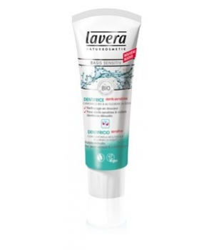 Dentifrice Dents sensibles Basis - 75 ml - Lavera