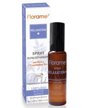 Spray d'Aromathérapie Relaxation + - Florame