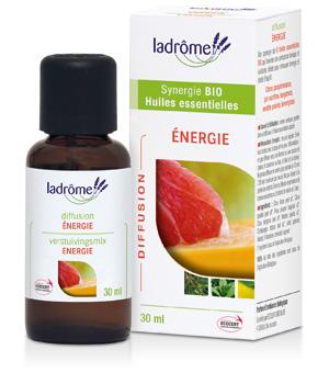 Composition bio ENERGIE - Ladrôme