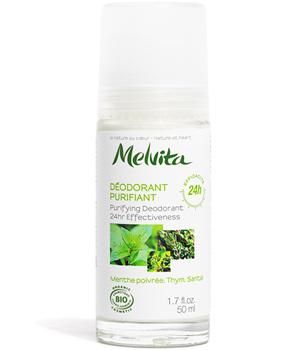 Déodorant Bille 24h Purifiant sans aluminium - Melvita