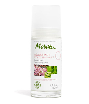 Déodorant Bille Peaux Sensibles sans aluminium - Melvita