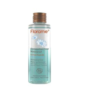 Démaquillant yeux Waterproof 110 ml - Florame