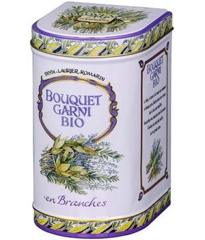 Bouquet garni bio 4 fagots Boîte - Provence d'Antan