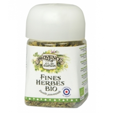 Fines Herbes bio Recharge 18 gr - Provence d'Antan