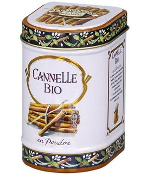 Cannelle bio poudre Boîte 20 gr - Provence d'Antan
