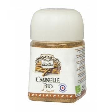 Cannelle bio poudre Recharge - Provence d'Antan