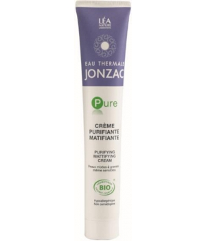 Crème Purifiante Matifiante PURE - Eau Thermale Jonzac