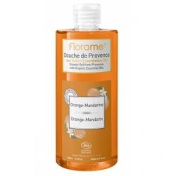 Gel Douche de Provence Mandarine Ylang Ylang 1 Litre - Florame