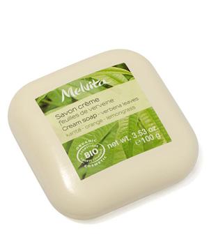 Savon crème Feuilles de Verveine - Melvita