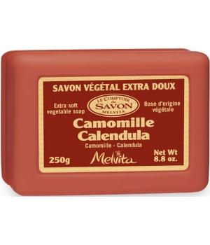 Savon végétal Camomille Calendula - Melvita