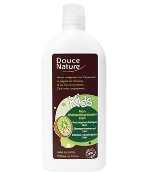 Shampooing douche Kids Kiwi - Douce Nature