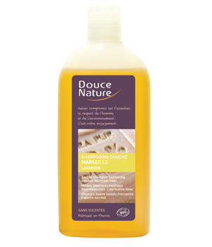 Shampooing douche Marseille 300 ml - Douce Nature