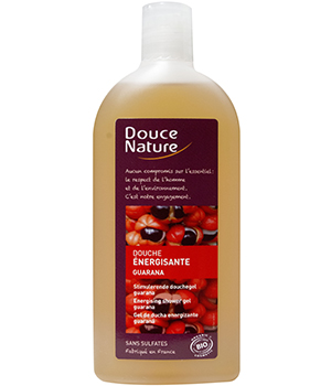 Douche énergisante au Guarana 300 ml - Douce Nature