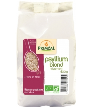 Psyllium blond bio 400g - Priméal