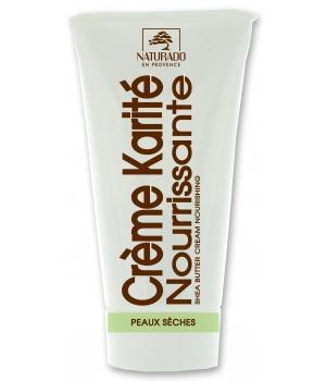 Crème Karité nourrissante 100ml - Naturado