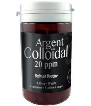 Bain de bouche Argent Colloïdal 20ppm - Dr.Theiss