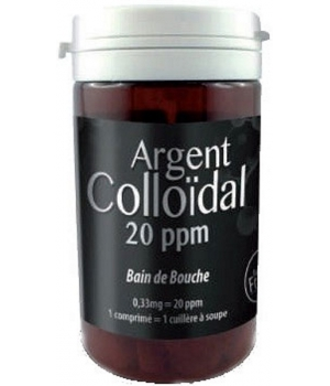 Argent Colloïdal 20ppm - Dr.Theiss