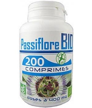 Passiflore bio 400mg 200 comprimés - GPH Diffusion