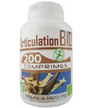 Articulation bio 500mg 200 comprimés - GPH Diffusion