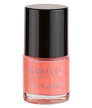 Vernis à ongles Peach Sorbet - Benecos