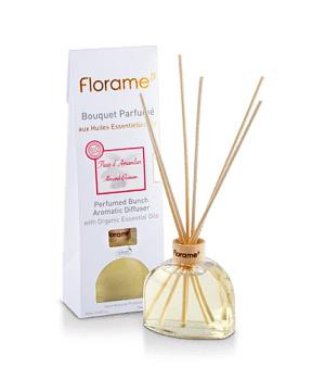 Bouquet parfumé Fleur d'Amandier - Senteurs d'intérieur Florame