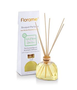 Bouquet parfumé Feuilles de Verveine - Senteurs d'intérieur Florame