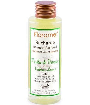 Recharge Bouquet parfumé Feuilles de Verveine - Florame