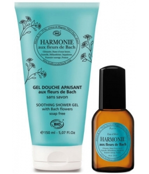 Duo Eau de Toilette & Gel Douche HARMONIE - Elixirs & Co