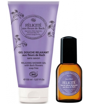 Duo Eau de Toilette & Gel Douche FELICITE - Elixirs & Co