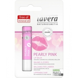Baume à Lèvres Beauty & Care rosé - Lavera