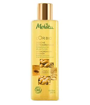 Douche extraordinaire l'Or bio - Melvita