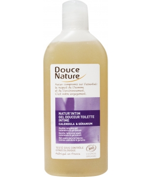 Gel douceur toilette intime bio 200 ml - Douce Nature