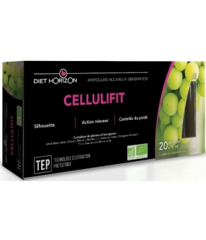 Cellulifit Bio Ampoules TEP - Diet Horizon
