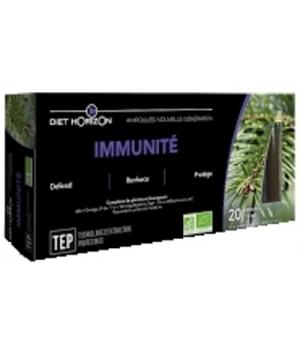 Immunité Bio Ampoules TEP - Diet Horizon