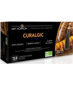Curalgic Bio Ampoules TEP - Diet Horizon