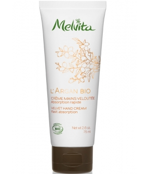 Crème Mains Veloutée Argan - Melvita