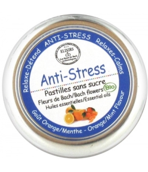 Pastilles Anti-stress - Elixirs & Co