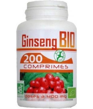 Ginseng Bio 400mg - GPH Diffusion